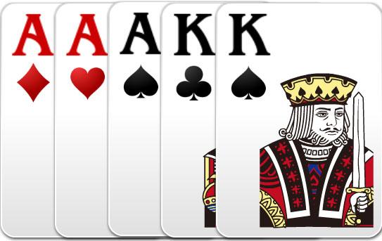 德州扑克技巧—翻牌前拿到大对子的玩牌策略