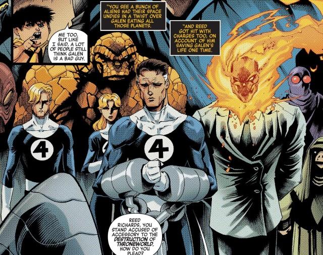 漫威推出《宇宙恶灵骑士摧毁漫威宇宙历史》 宇宙恶灵骑士是惊奇超人吗
