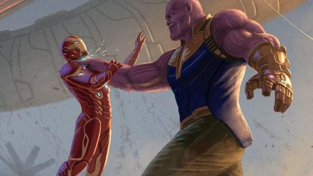 """漫威《假如》将推出系列动画 复仇者联盟阻止萨诺斯发展""""弹指"""""""