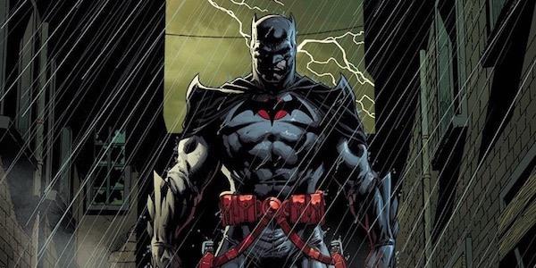 《蝙蝠侠》第73期 闪点蝙蝠侠为何对抗亲生儿子