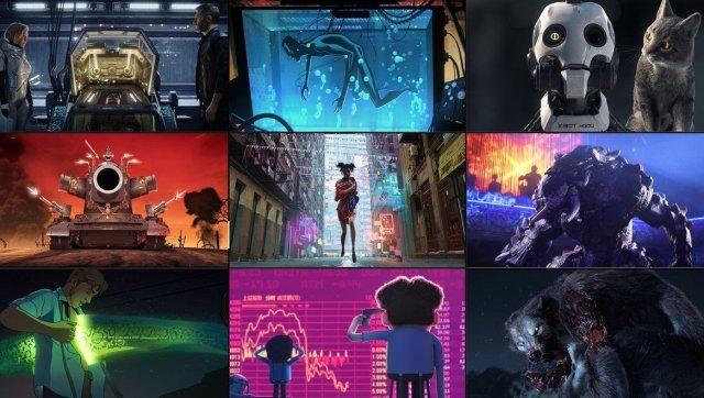 Netflix《爱x死x机器人》获好评 综合类型动画不可错过