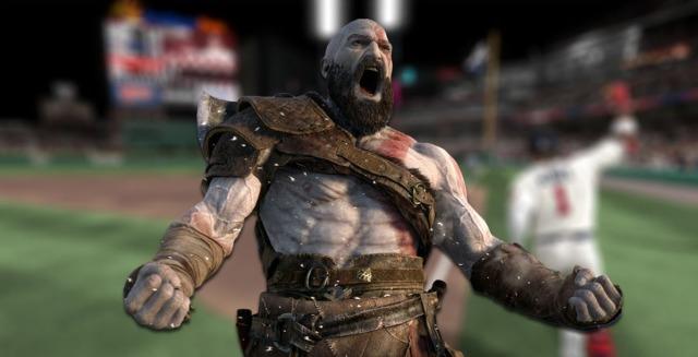 运动游戏《美国职棒大联盟19》 布莱斯哈珀会遇上神对手克瑞托斯