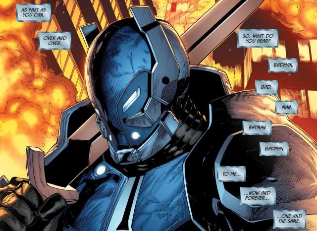 《侦探漫画》第1001期预测 男孩为消灭蝙蝠侠成为亚克翰骑士