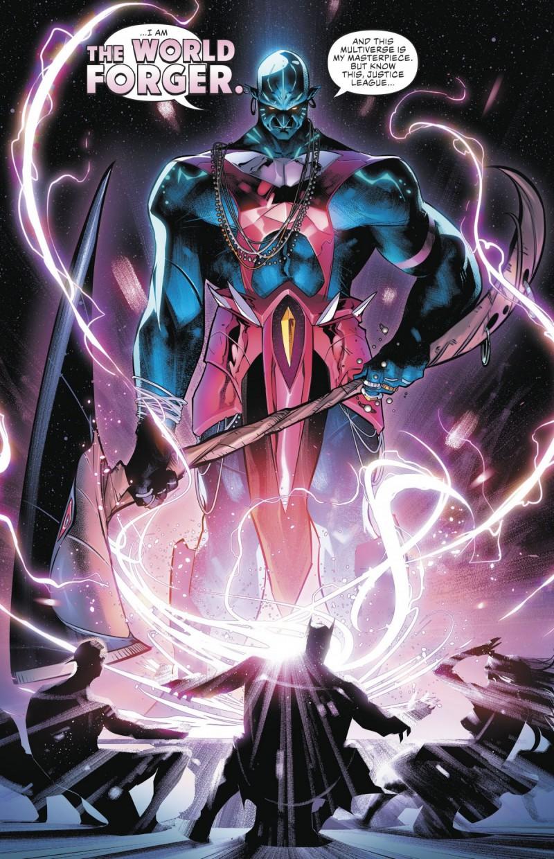 DC宇宙三位超级强者是谁 超人真面目长什么样