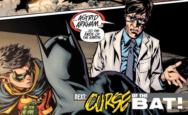 《侦探漫画》亚克翰骑士真实身份 漫画身份是亚克翰家的人