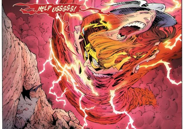 《蝙蝠侠:地球最后的骑士》第2期 蝙蝠侠带小丑头颅旅行