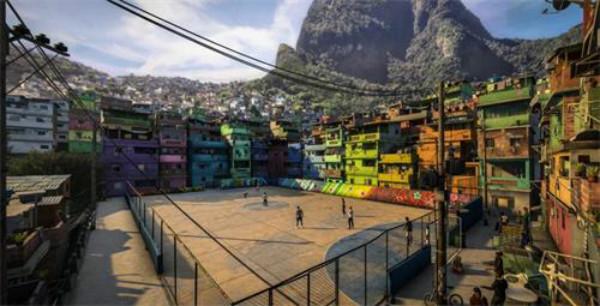 EA将推出FIFA Volta 游戏模式确定不带微交易功能