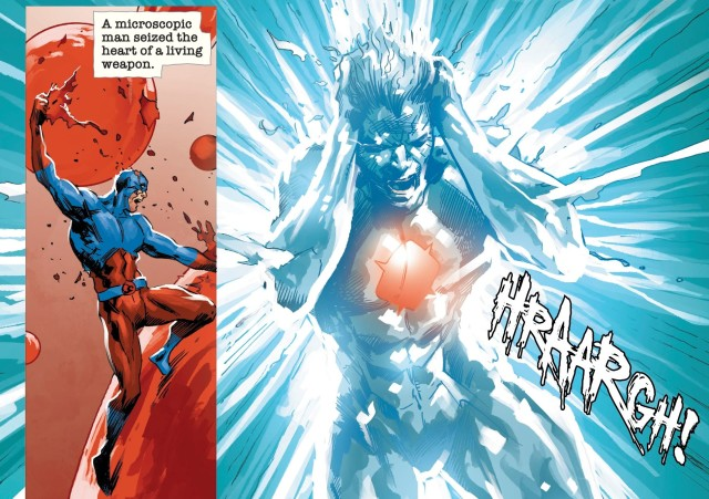 最新漫画《DC活死人》 英雄二代对抗活死人化家庭