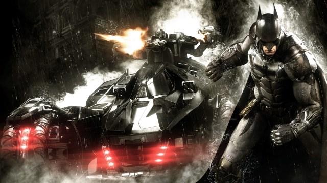 蝙蝠侠电玩Arkham系列最新消息 达米安版蝙蝠侠概念艺术图