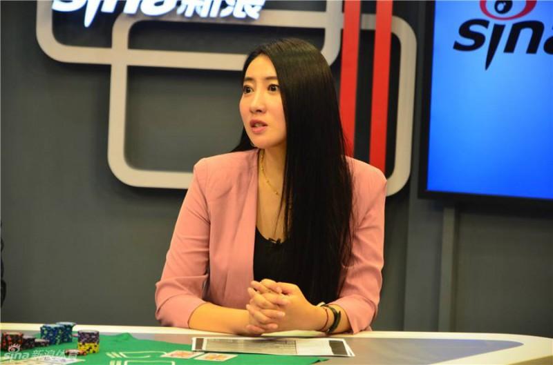 专访《德扑风云》女主角李思晓:从牌局看清人性弱点