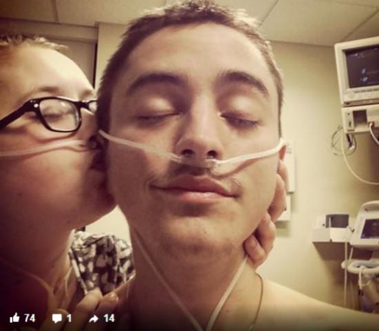 现实版的《五尺天涯》 囊肿性纤维化患者真爱故事令人感动