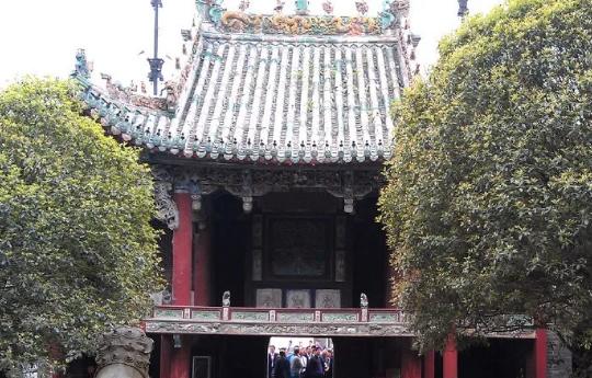 亳州花戏楼,一座市井文化的圣殿