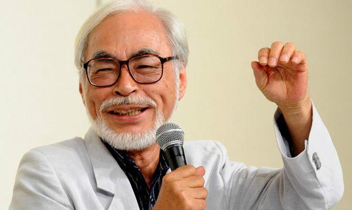 日本动画界四位神级大师 身怀绝技技压群雄