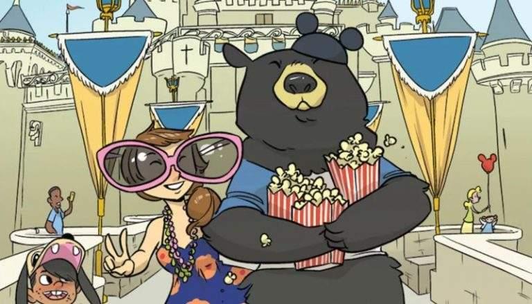 真人版电影《我男朋友是头熊》 和熊约会是一种什么样的体会