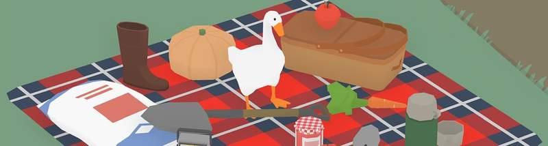 超GY模拟游戏《模拟鹅游戏》 能让玩家玩出童心