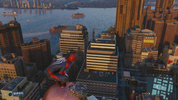 《漫威蜘蛛侠》游戏技能战斗力 不输蝙蝠侠阿卡姆系列