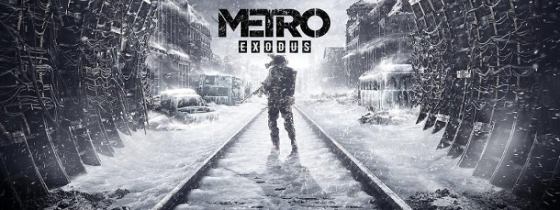 生存游戏《Metro Exodus》实机演示 画质挂帅靓绝全场