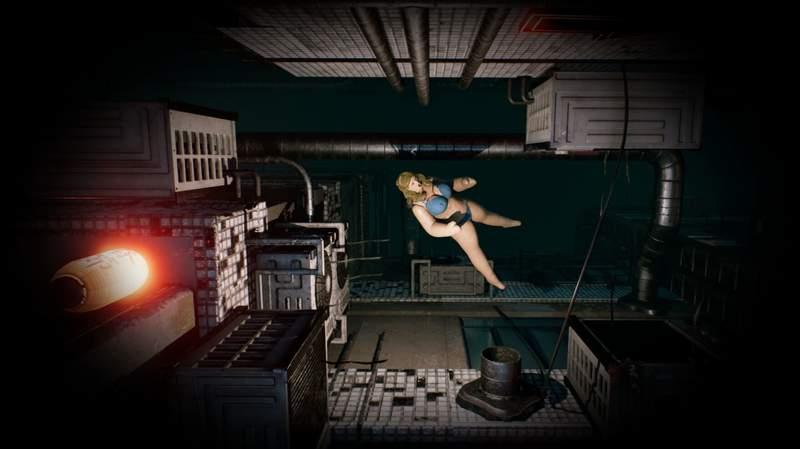 PC游戏《Doll of Resurrection》 充气娃娃对人类的复仇游戏