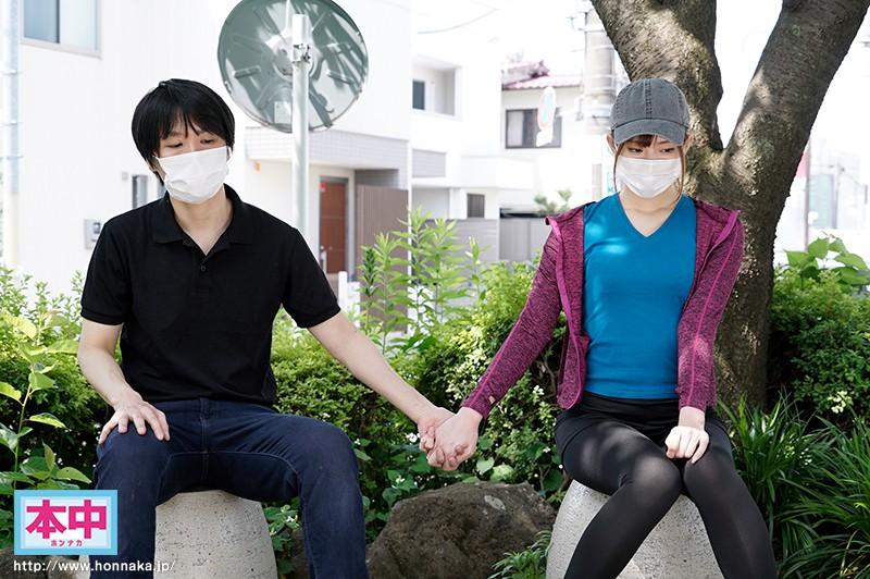 美谷朱里8月作品HND-869 戴着口罩也要追求爱情性福