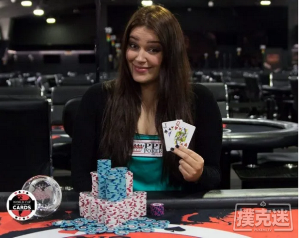 Alyssa MacDonald进入1万美元买入单挑赛四强