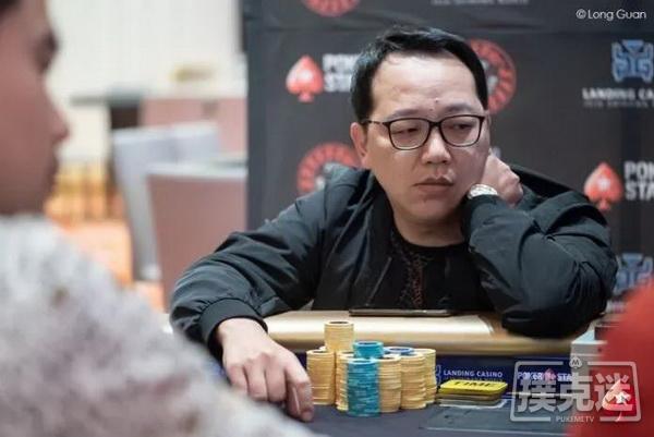 Big 50夺冠,中国选手冯华欢摘得金手链