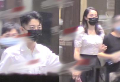 董璇苏小玎恋情曝光疑已同居?双方暂未回应