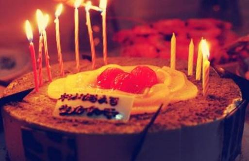 一炷香的幸福生日