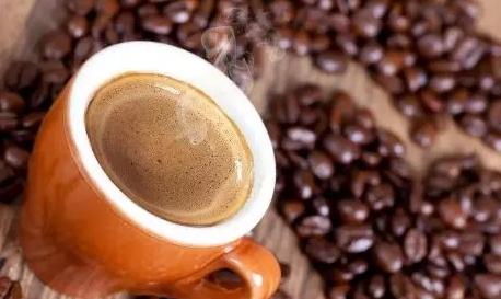 像芝麻糊一样的咖啡
