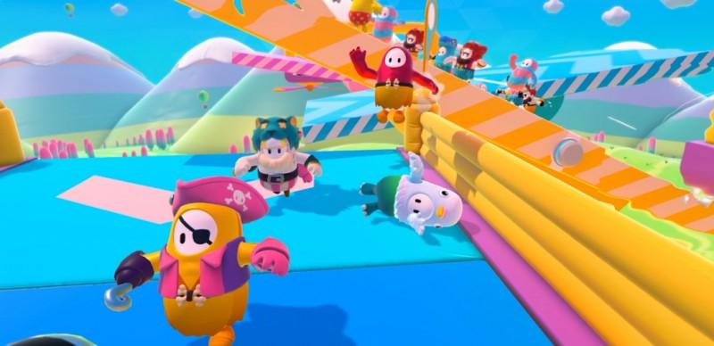 多人游戏《糖豆人:终极淘汰赛》 火爆到服务器都爆炸