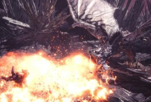 Capcom最畅销游戏《怪物猎人:世界》 敌人在返回的任务中获得金银奖