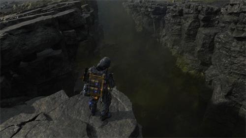 死亡搁浅如何处理Vog火山口并获得氧气面 先了解Vog再对付敌人