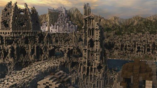 最好的Minecraft构建 您需要看的酷建筑
