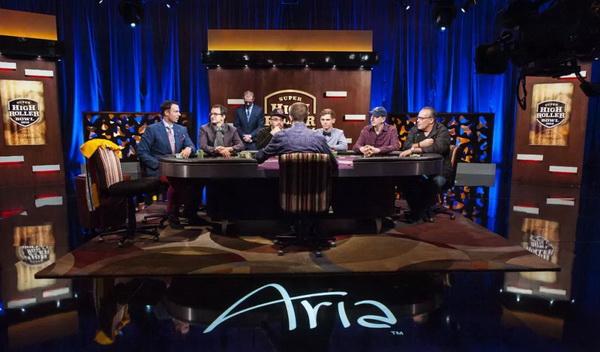 12月3日至5日ARIA将举办三场1万美元的豪客赛