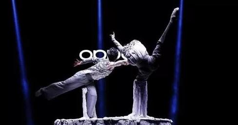 优秀的舞蹈给人带来的是灵魂上的感动