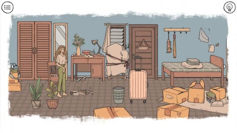 《往室》:活了三十年,恋爱经验全来自游戏