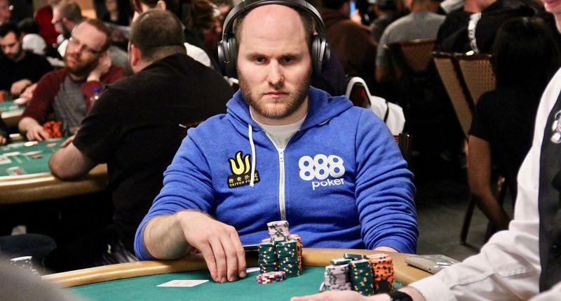 Sam Greenwood:我认为自己一直都在打牌,没有休息的时候