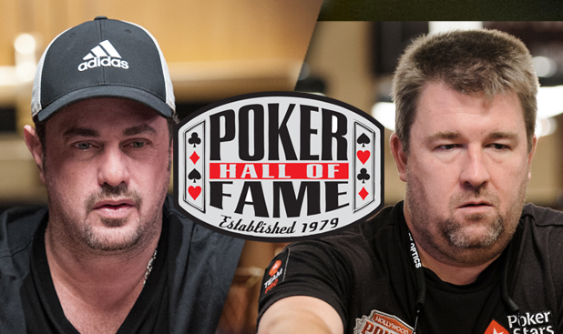 David Oppenheim和Chris Moneymaker入选扑克名人堂