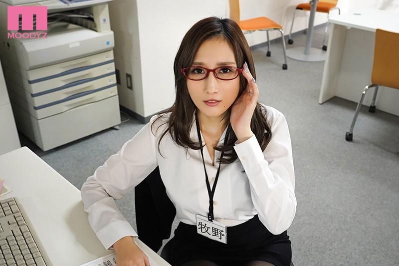 Julia新作MIMK-085 高冷女上司被属下玩爆了