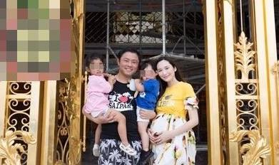 吴佩慈自曝已怀第三胎男宝宝 预产期7月