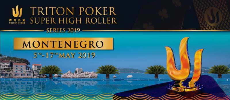 传奇扑克超高额豪客赛将于5月回归黑山