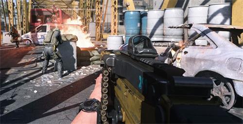《使命召唤:现代战争》揭示了新的游戏模式 修改错误程恢复经典地图