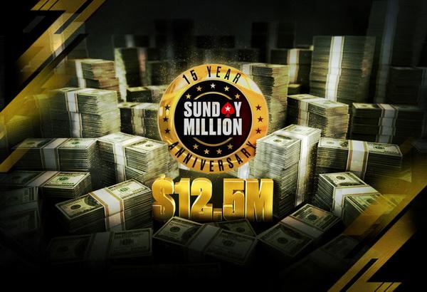 没有落后:Vanessa Kade赢得扑克之星星期日百万赛十五周年