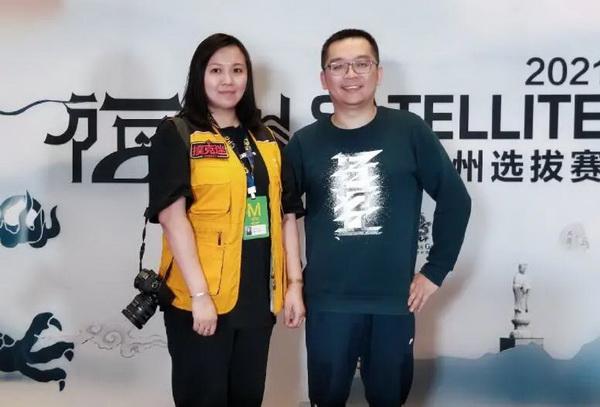 天龙扑克马小妹儿专访CPG新科冠军——林蔚!