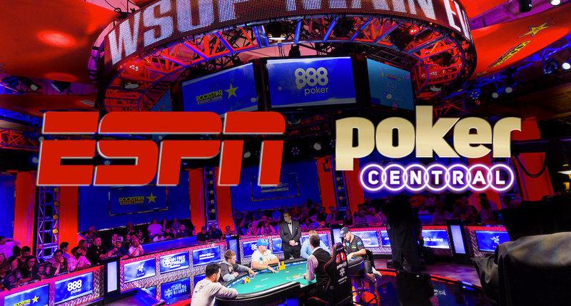 中央扑克和ESPN宣布2019 WSOP主赛播出时间