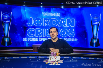 Jordan Cristos斩获2019 USPO第二项赛事$10K PLO冠军,奖金$179,200