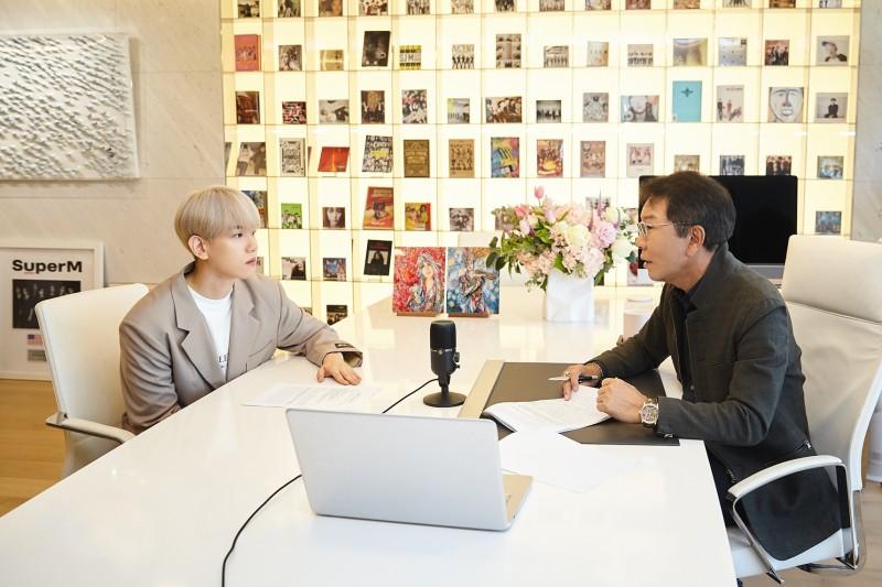 李秀满总制作人作为首届世界文化产业论坛韩国文化界代表人士出席主题演讲!