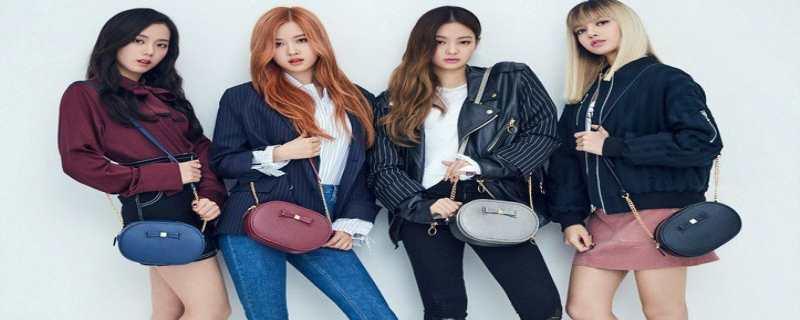 韩国女团blackpink成员