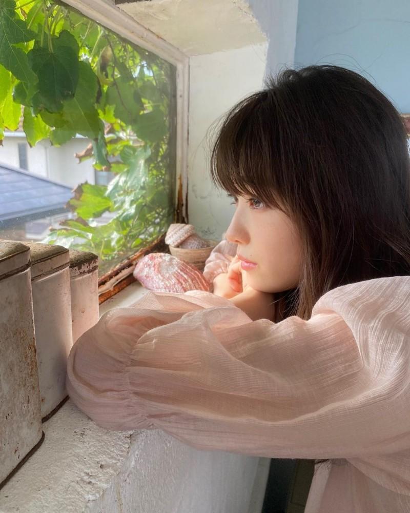 国民美少女「髙桥ひかる」温柔气质像小动物般惹人疼甜萌灿笑更是散发满满初恋感