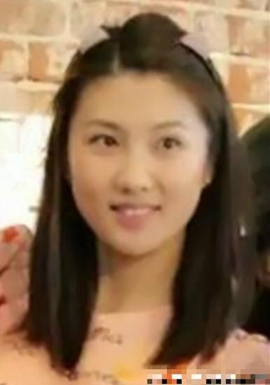张翰大学初恋女友近照曝光 已婚生女仍貌美