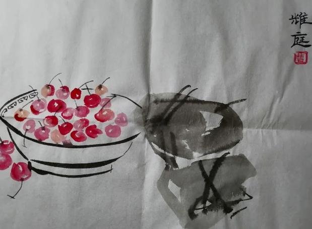 端午节动动手:画粽子,做粘土粽子和香囊